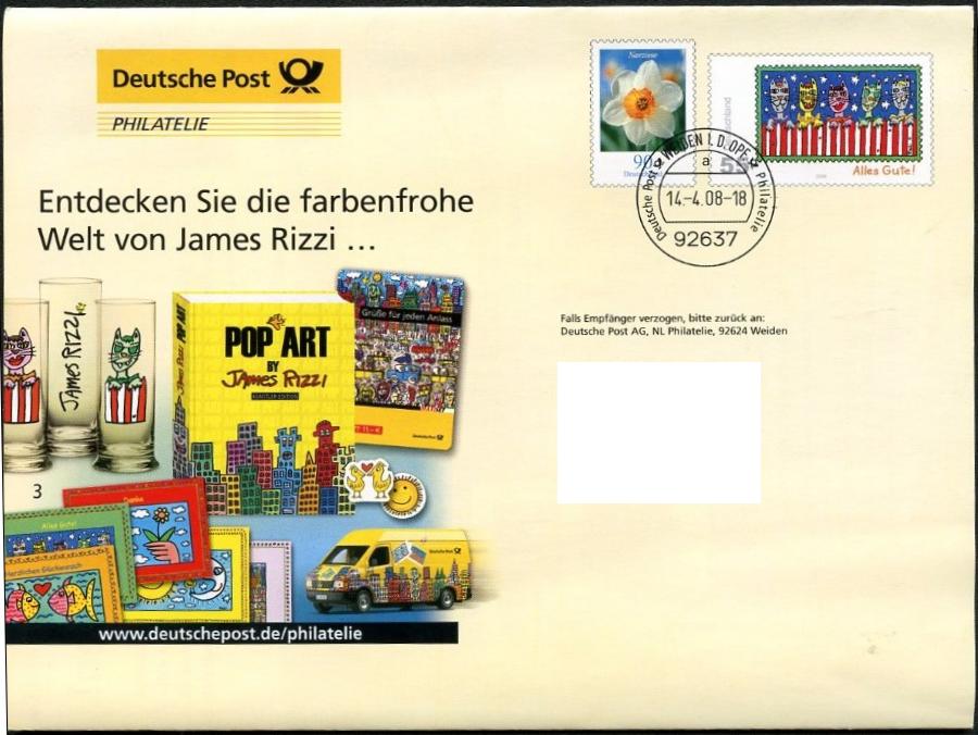 sammlerservice deutsche post