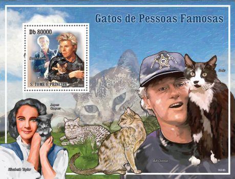 Διάσημοι με γάτες...