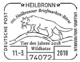 briefmarken post 2018